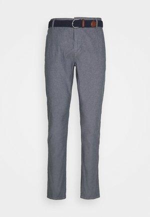 LAZANO - Trousers - navy