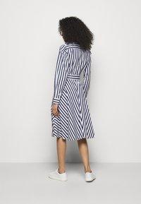Polo Ralph Lauren - Shirt dress - navy/white - 2