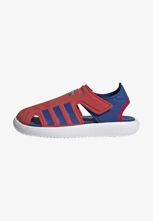 WATER SANDALE - Walking sandals - red