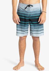 Billabong - ALL DAY - Swimming shorts - grey - 0