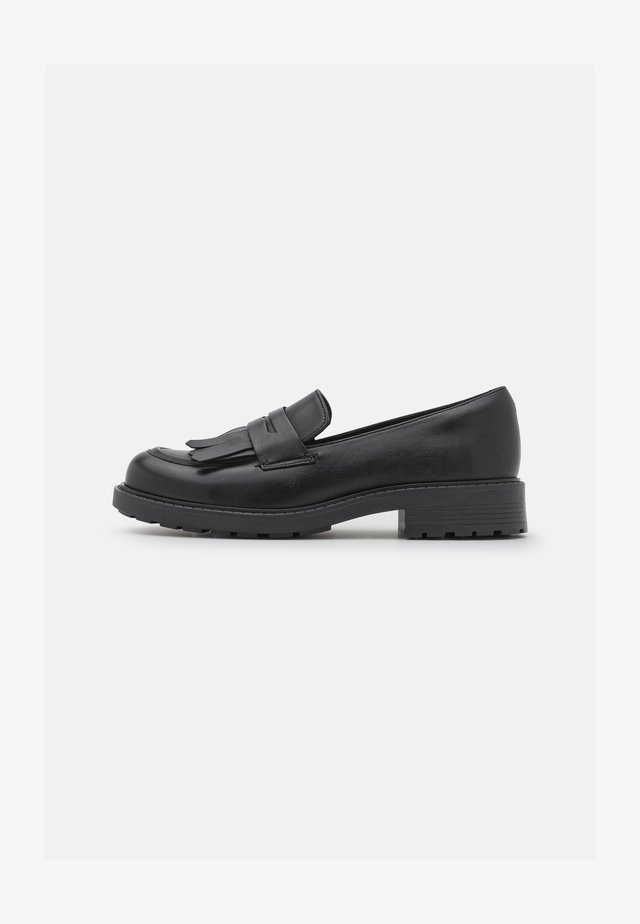 ORINOCO LOAFER - Nazouvací boty - black shine