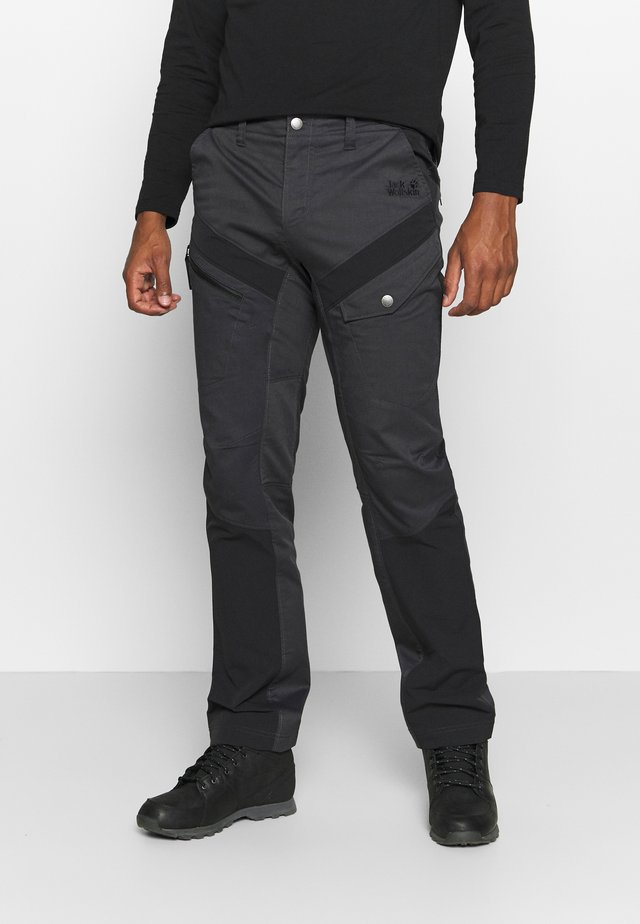 DOVER ROAD PANTS - Pantaloni outdoor - phantom