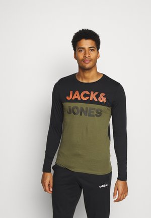 JCOMILLER TEE - Long sleeved top - winter moss