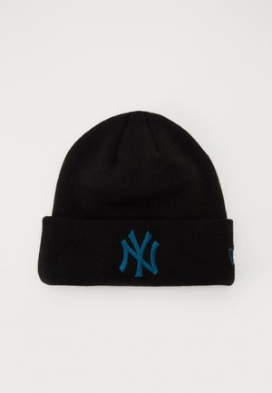 BABY LEAGUE ESSENTIAL CUFF - Mössa - black/blue