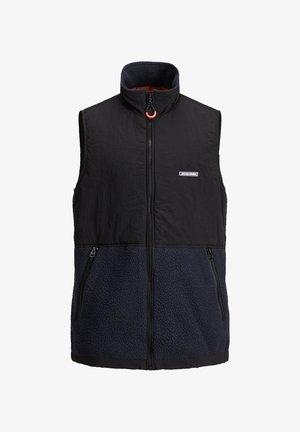 Waistcoat - navy blazer 2