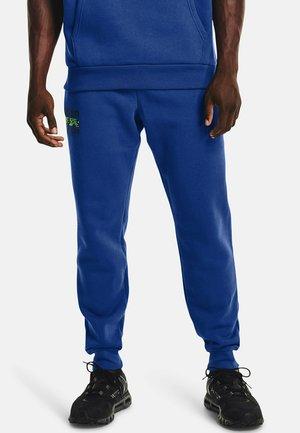 RIVAL SIGNATURE - Tracksuit bottoms - dark blue