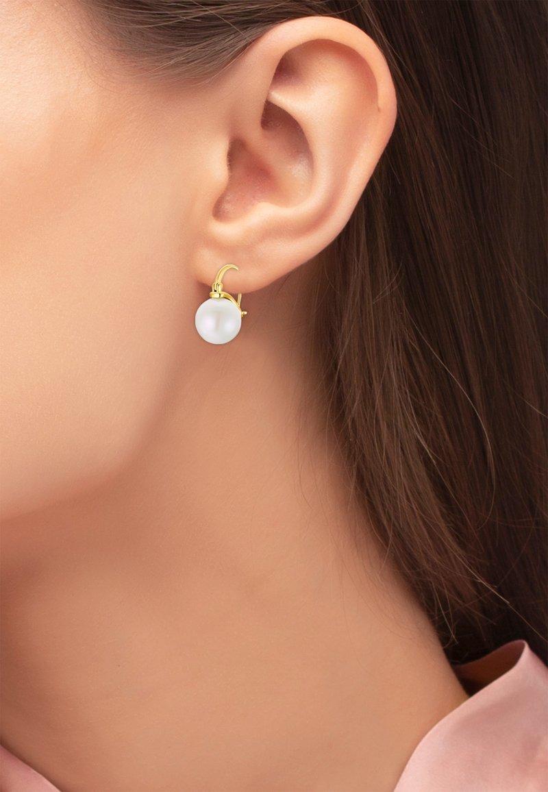 Heideman - OHRSCHMUCK ILA - Earrings - goldfarbend