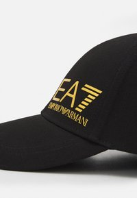 EA7 Emporio Armani - UNISEX - Cap - black/gold - 4