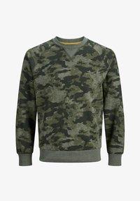 Produkt - Sweater - olive night - 0