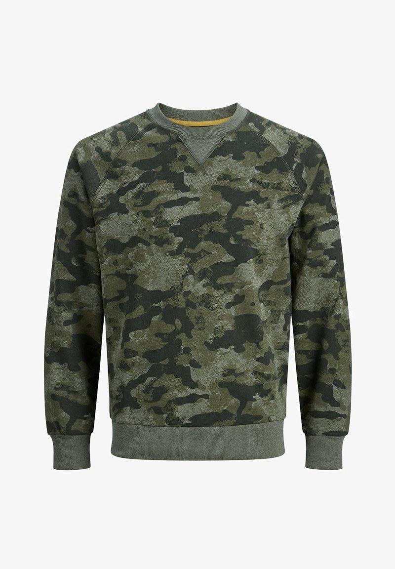 Produkt - Sweater - olive night