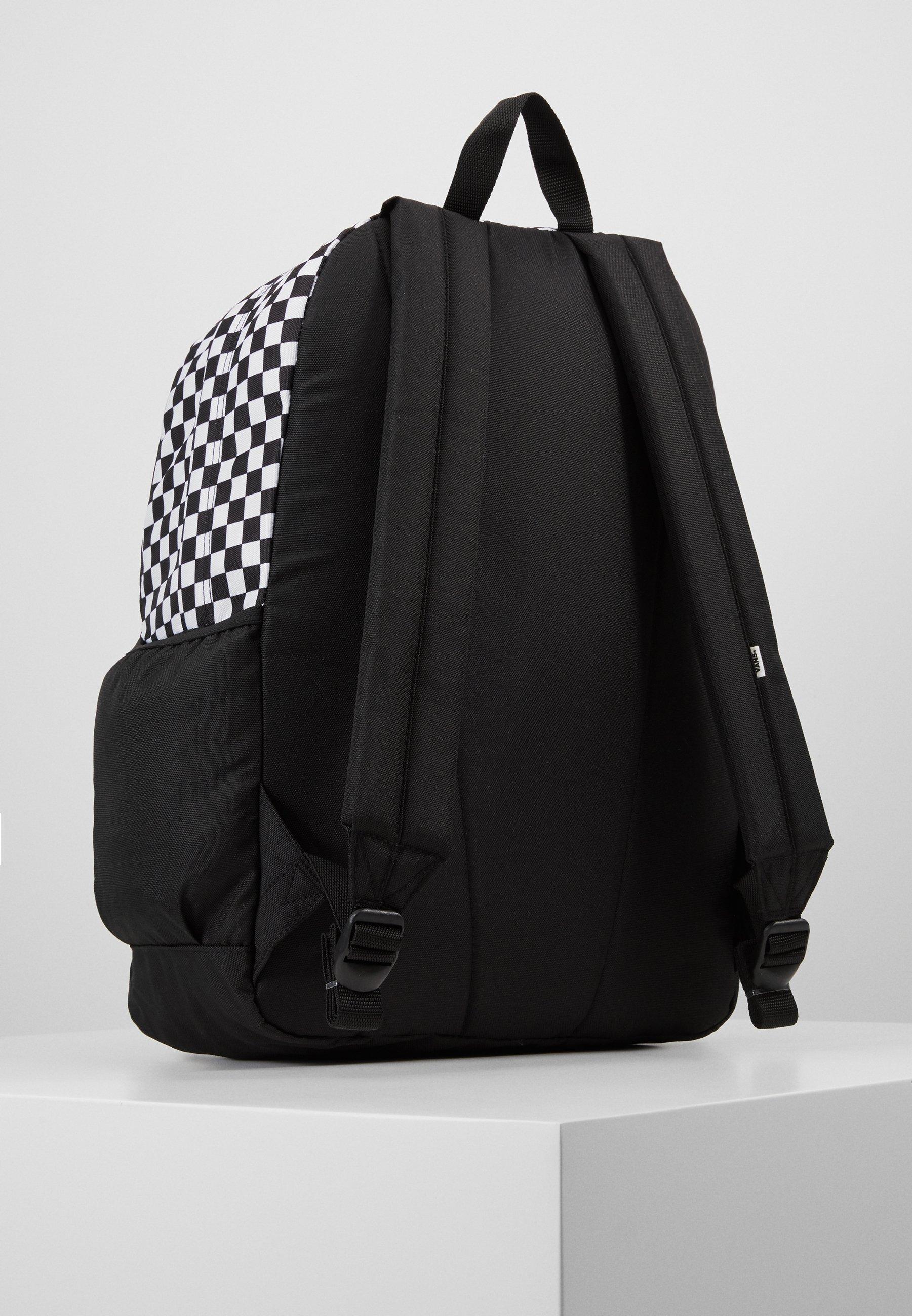 Vans SPORTY REALM PLUS BACKPACK - Sac à dos - black