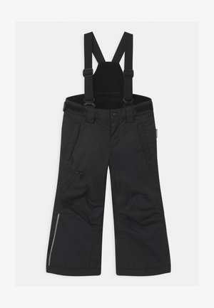 WINTER TERRIE UNISEX - Snow pants - black