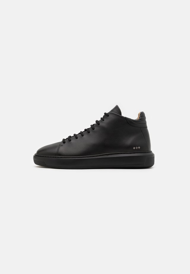 COSMOS MID TOP - Sneakers alte - black