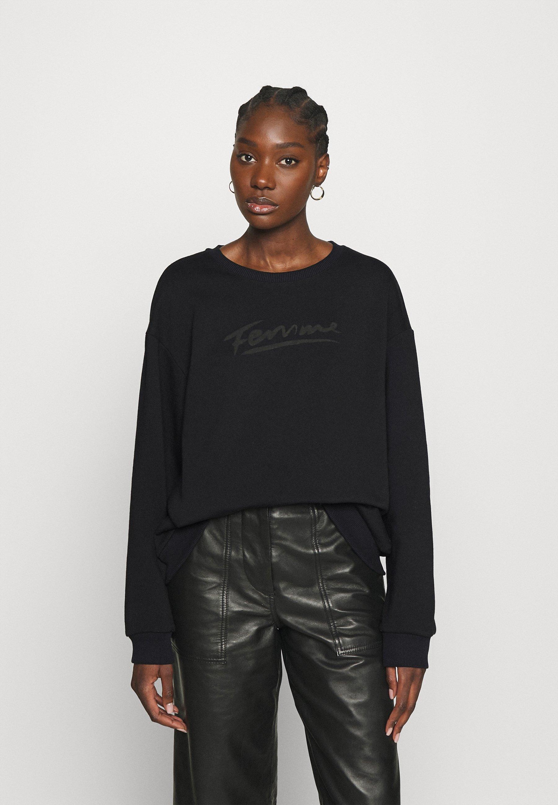 Femme SLFARTISTA CAMILLE  - Sweatshirt
