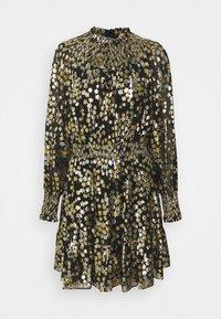 MICHAEL Michael Kors - GLAM TWINKLE STAR  - Vestido de cóctel - silve/gold - 0