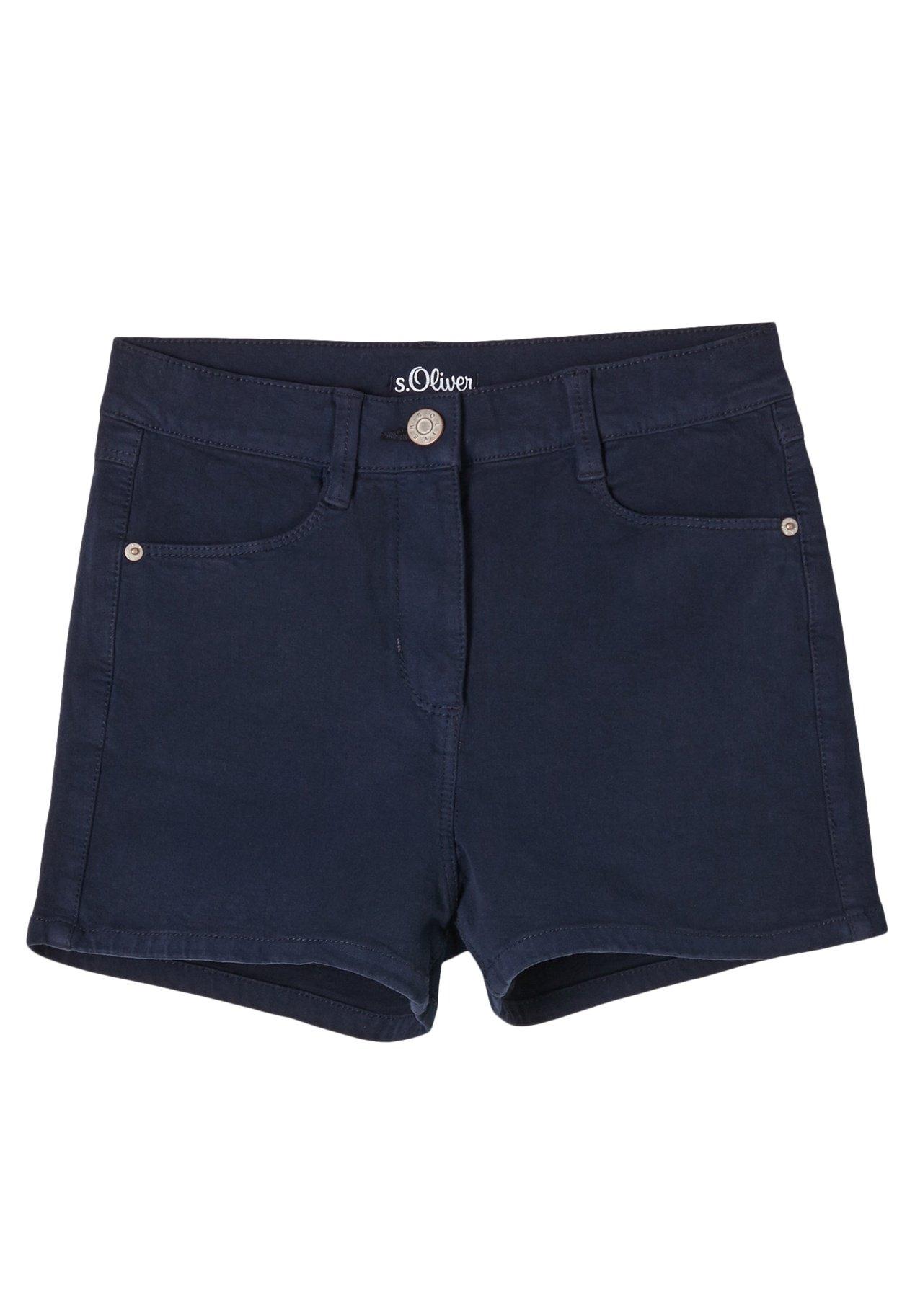 Kinder MIT WASCHUNG - Jeans Shorts