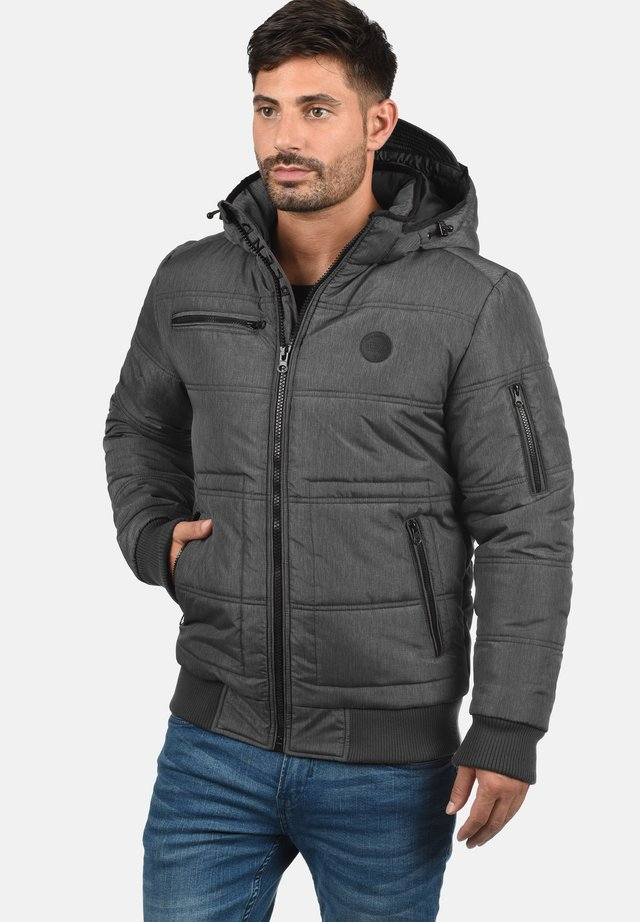 BORIS - Winter jacket - granite