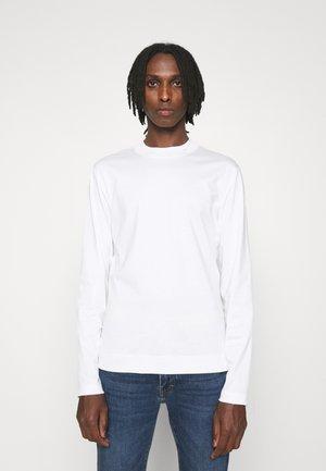 ACE MOCK NECK - Långärmad tröja - white