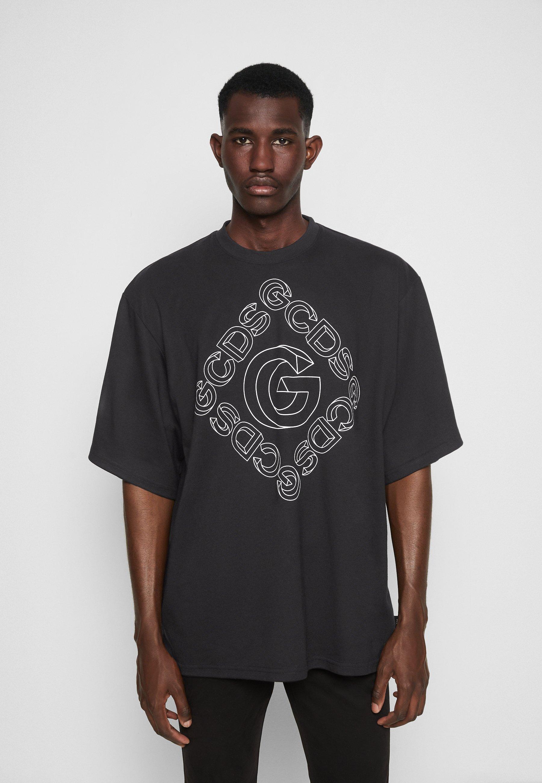 Men 3D OVERSIZE TEE UNISEX - Print T-shirt