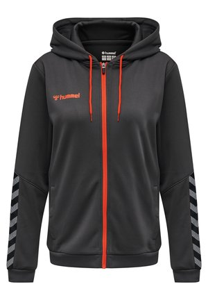 HMLAUTHENTIC  - Training jacket - asphalt