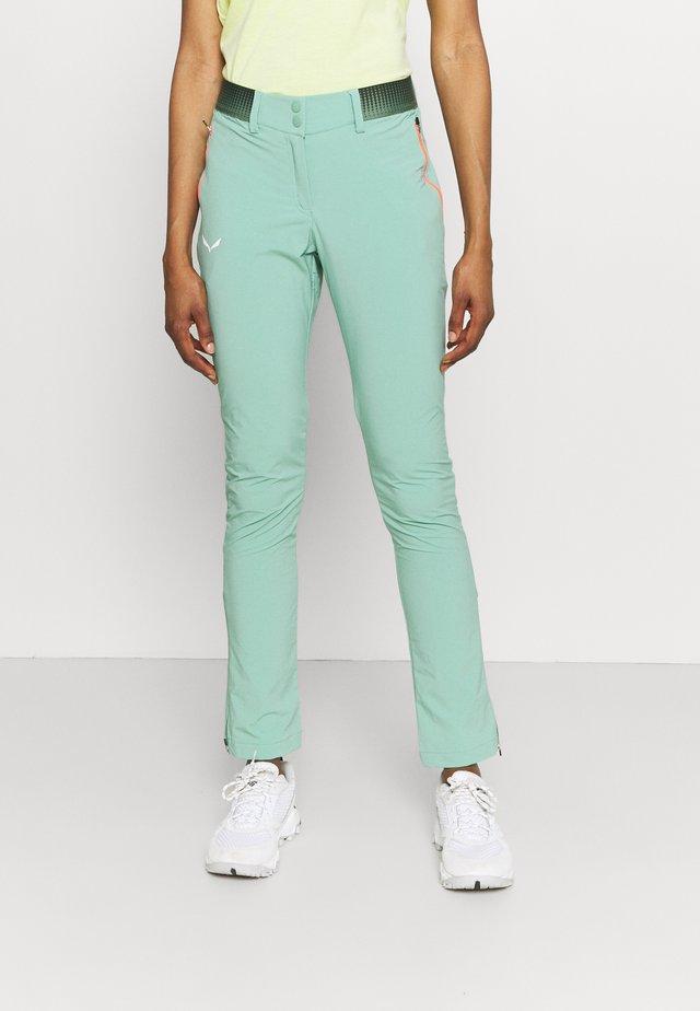 PEDROC  - Kalhoty - feldspar green