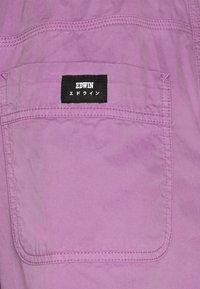 Edwin - GANGIS  - Shorts - violet - 2