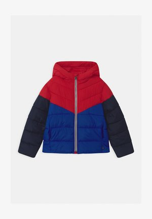 BOY PERFECT PUFFER - Übergangsjacke - pure red