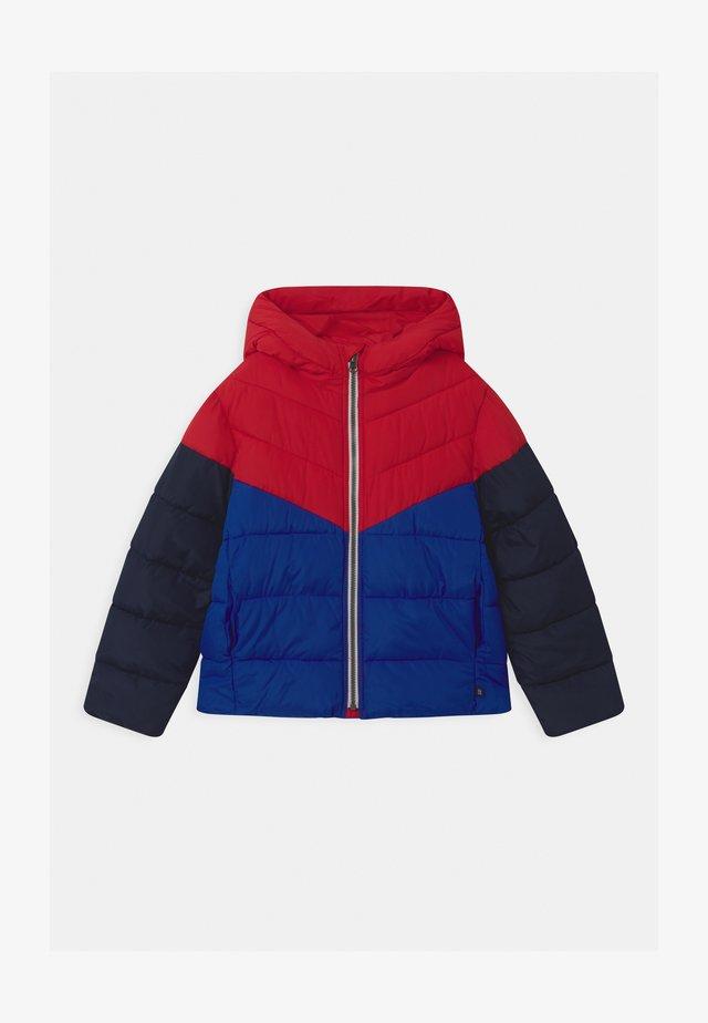 BOY PERFECT PUFFER - Lehká bunda - pure red