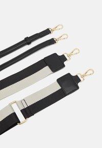 Seidenfelt - TROSA - Across body bag - black - 3