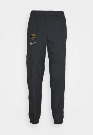 PARIS ST GERMAIN PANT - Club wear - black/truly gold
