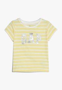 GAP - TODDLER GIRL - T-shirts print - havana yellow - 0
