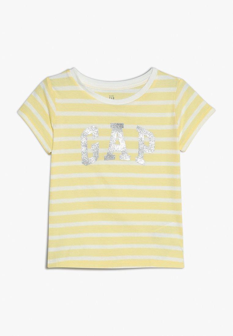 GAP - TODDLER GIRL - T-shirts print - havana yellow