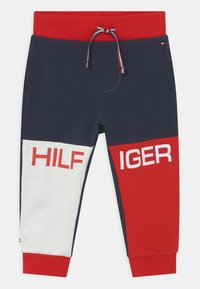 Tommy Hilfiger - BABY COLORBLOCK  - Tracksuit - twilight navy - 2