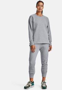 Under Armour - EMB - Pantalon de survêtement - steel medium heather - 1