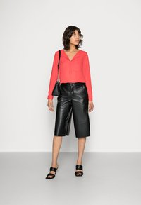 Selected Femme - SFDYNELLA - Blouse - poppy red - 1
