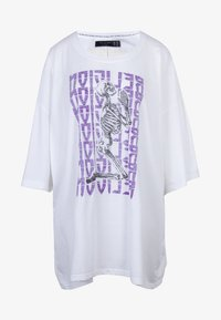 Religion - RIPPER TEE - Long sleeved top - purple - 0