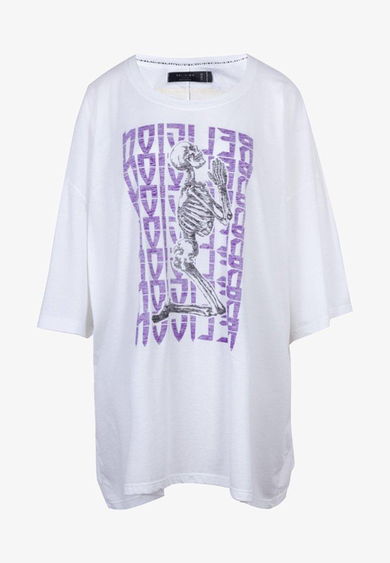 Religion - RIPPER TEE - Long sleeved top - purple