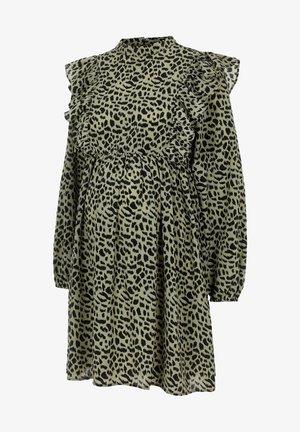 Day dress - jadeite