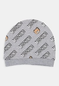 MOSCHINO - HAT - Beanie - grey - 1