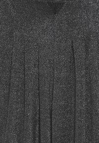 D-XEL - FRANCES CHRISTMAS - Kangashousut - silver - 3