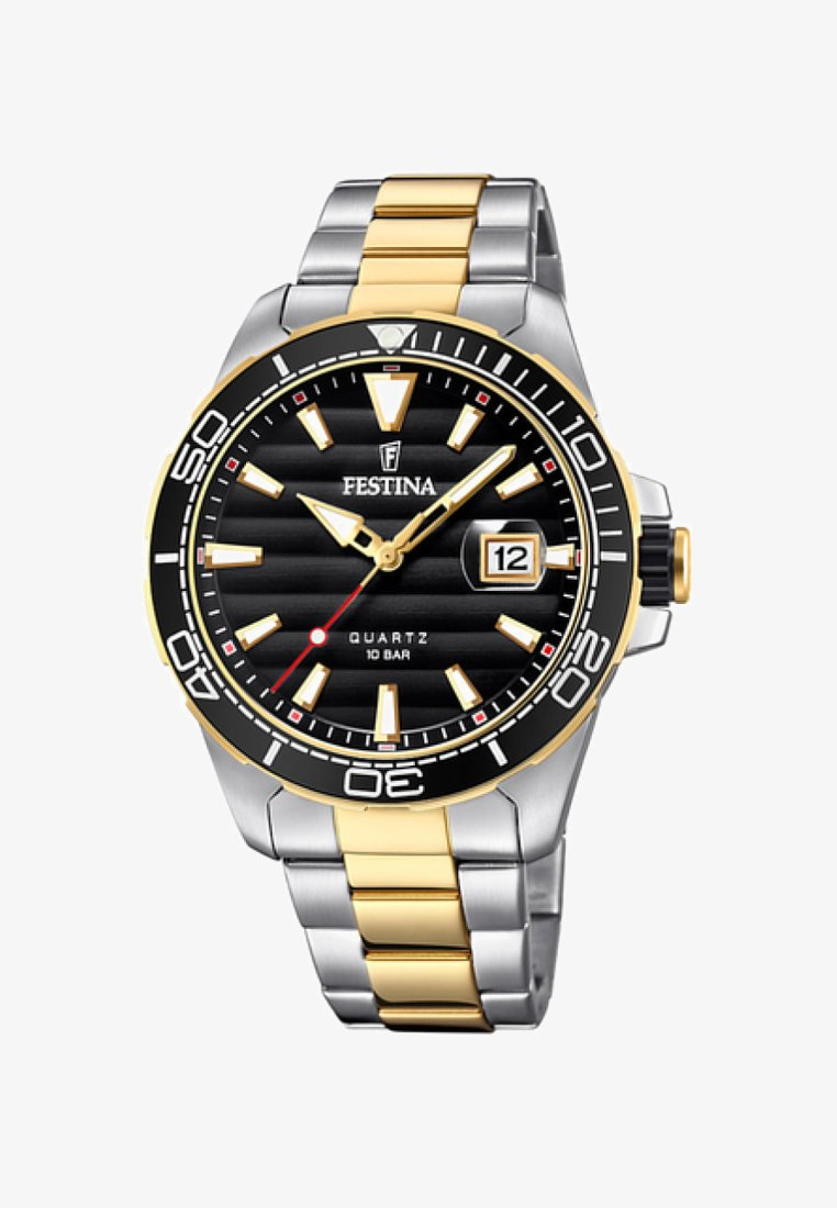 Festina - Chronograph watch - bicolor