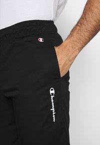 Champion - BERMUDA - Sports shorts - black - 5