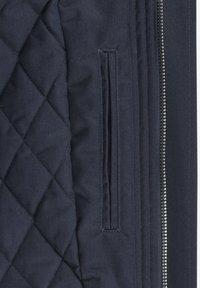 Solid - WALLACE - Light jacket - dark blue - 6