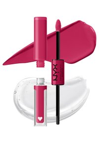 Nyx Professional Makeup - SHINE LOUD HIGH PIGMENT LIP SHINE - Lip gloss - another level - 2