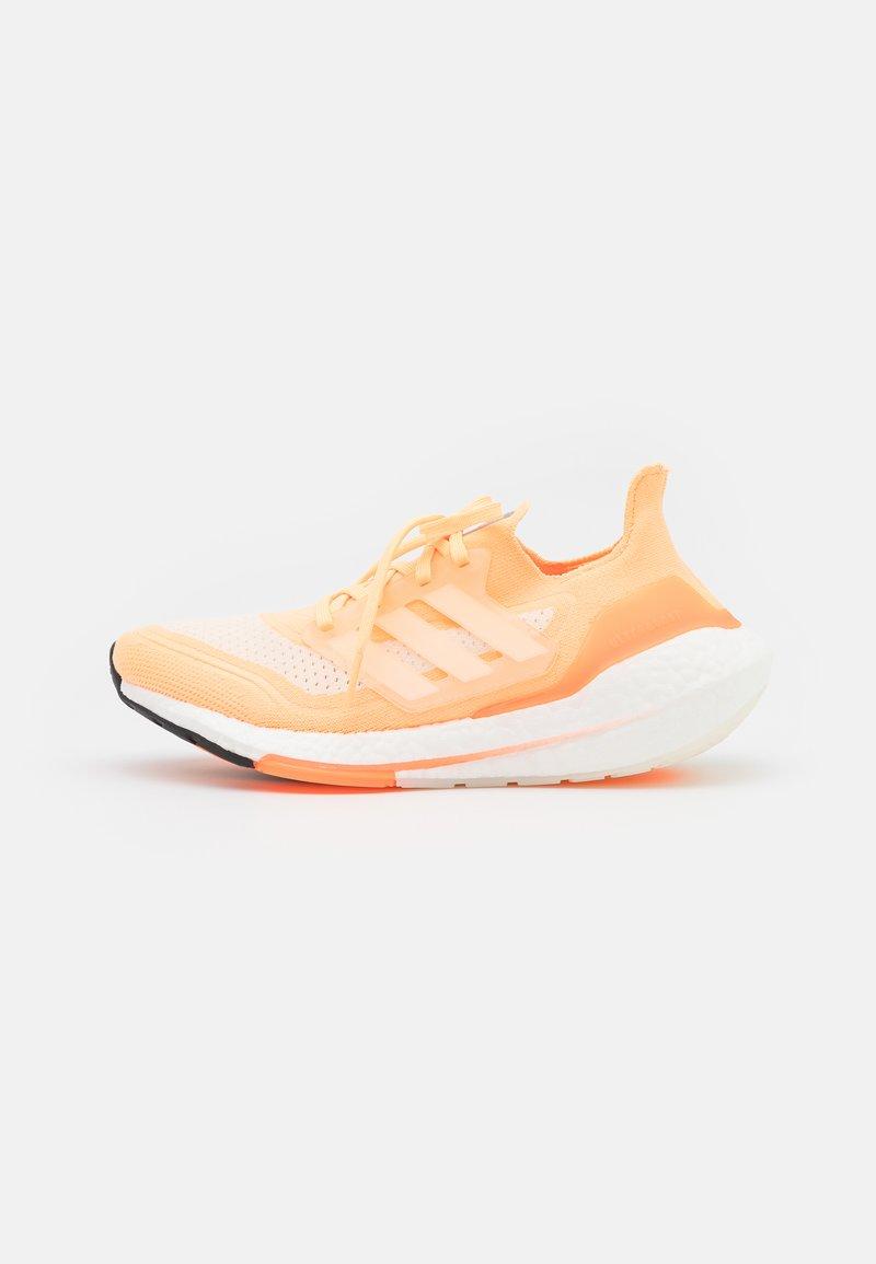 adidas Performance - ULTRABOOST 21 - Zapatillas de running neutras - aciora/footwear white/white