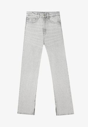 IM STRAIGHT-FIT - Jeans a sigaretta - grey