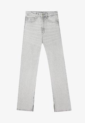IM STRAIGHT-FIT - Jeans Straight Leg - grey