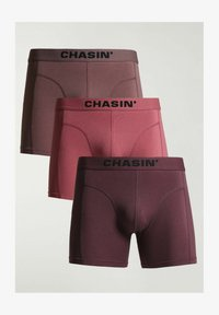 CHASIN' - 3 PACK - Boxershort - red - 0