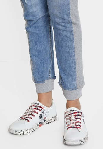 MICKEY - Sneakers basse - white