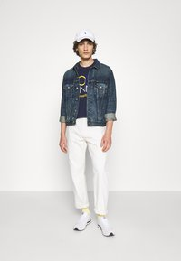 Polo Ralph Lauren - T-shirt z nadrukiem - french navy - 1